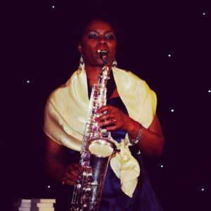 Award Winning Saxophonist - Millicent Stephenson