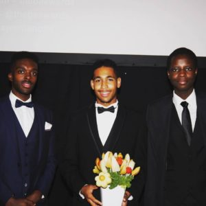 Darnell Thompson-Gooden, Levi Nelson, Idris Nigena