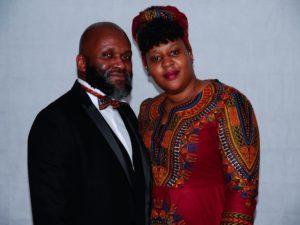 Darren Senior & Josephine Taylor